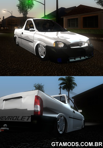 Chevrolet Pickup Corsa Edit